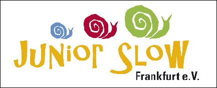 Logo Junior Slow Frankfurt e.V.